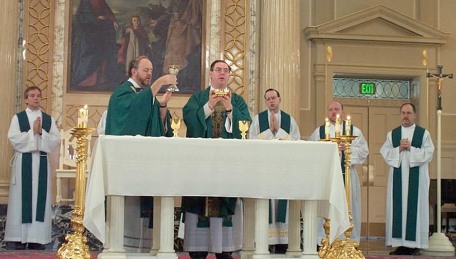 Ordinario de la Misa (Formularios para la Semana Tiempo Ordinario ...